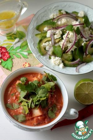 Рецепт Египетский обед