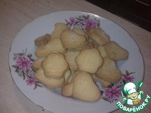 Рецепт Печенье к чаю
