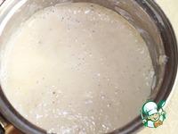 Закваска для бездрожжевого хлеба ингредиенты