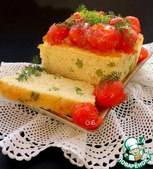 Рецепт Мясной пирог из пшена