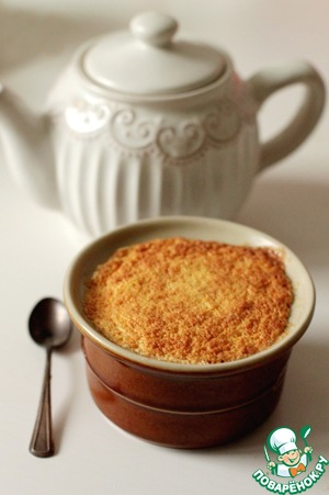 Рецепт Суфле из тыквы с рисом