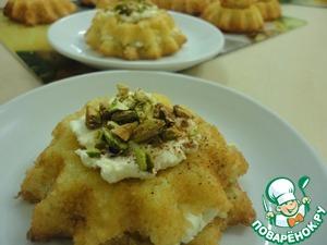 Рецепт Восточный десерт с кукскусом