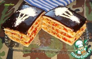 Рецепт Пирожные с воздушным рисом