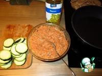 Рыбные котлеты из лосося с начинкой ингредиенты