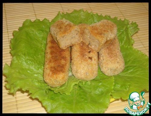рыбные палочки рецепт с фото для детей