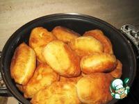 """Пирожки нежирные """"Для начинающих"""" ингредиенты"""