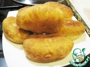 """Рецепт: Пирожки нежирные """"Для начинающих"""""""