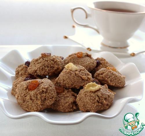Печенье с изюминкой