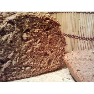 """Хлеб """"А-ля Бородинский"""" из хлебопечки не приспособленой для оного"""