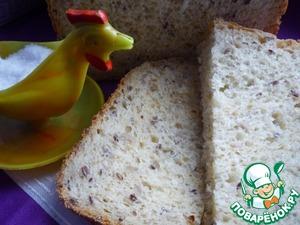 Рецепт Овсяный хлеб с кукурузой