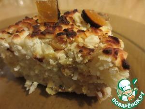 Рецепт Сладко-пряный рис с адыгейским сыром (паниром)