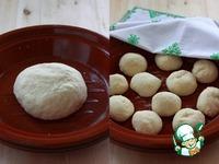 Марокканские витые блины ингредиенты