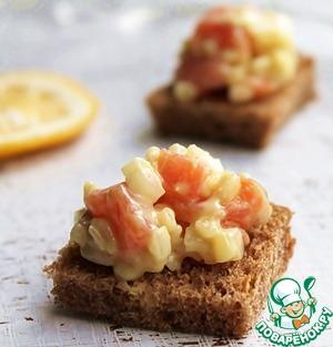 Рецепт Закуска с булгуром