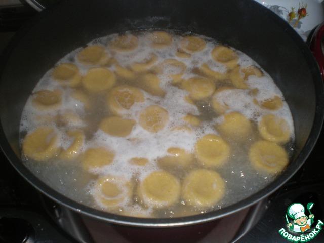 Халтама (кукурузные галушки) рецепты с фото 39
