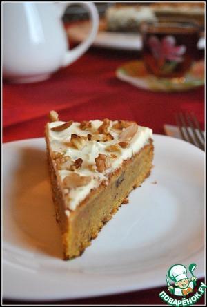 Морковный пирог от Джейми Оливера пошаговый рецепт приготовления с фото