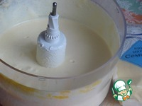 Нетрадиционный Чизкейк ингредиенты