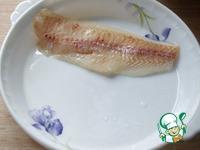 Рыба в корочке из кус-куса ингредиенты