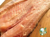 Фаршированная рыба с французским акцентом ингредиенты