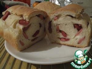 Рецепт Хлеб закусочный