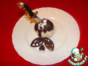 """Рецепт Десерт творожно-рисовый """"Сладкие бомбочки"""""""
