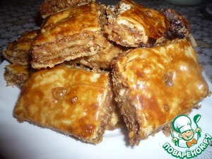 Пахлава простой пошаговый рецепт с фото как готовить