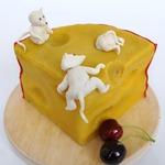 Торт Три мышонка