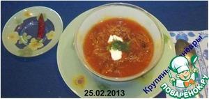 Рецепт Мой любимый суп из зеленой чечевицы