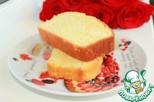 Рецепт Манник по-гречески с йогуртом