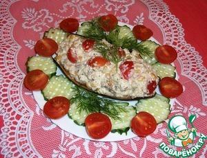 Рецепт Баклажаны с изюмом и кускусом
