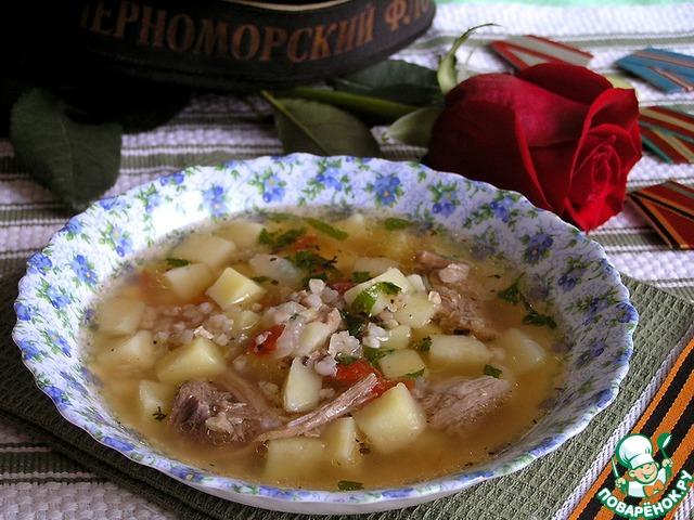 Супы из свинины рецепт с фото в домашних условиях 48