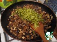Слоеные тарталетки с грибами ингредиенты