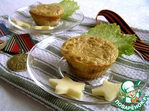 Рецепт Мясное суфле с зеленой гречкой
