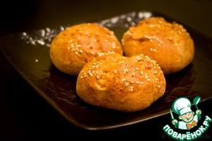 Рецепт Цельнозерновые булочки