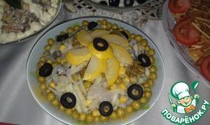"Рецепт Салат ""Объедение"""