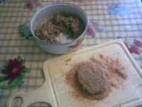 Котлеты из гречки ингредиенты