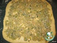 Кулебяка с капустой ингредиенты