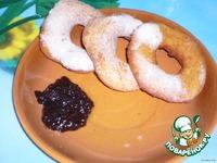 """Пончики """"Объедение"""" ингредиенты"""