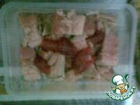Пресервы с сельдью с овощами (рецепт №2 ) - кулинарный рецепт
