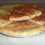Сырные лепёшки