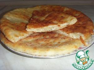 Как готовить вкусный рецепт приготовления с фото Сырные лепёшки