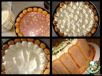 """Торт """"Сливовая шарлотка"""" ингредиенты"""