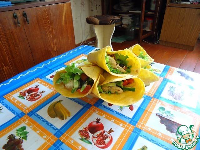 Рецепты блюд мексиканской кухни