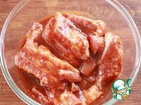 Свиные ребрышки по-канадски ингредиенты