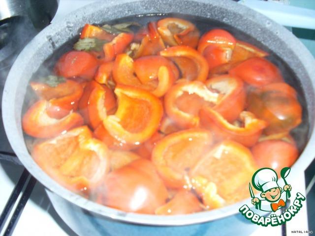 Маринованные гогошары рецепт с пошагово
