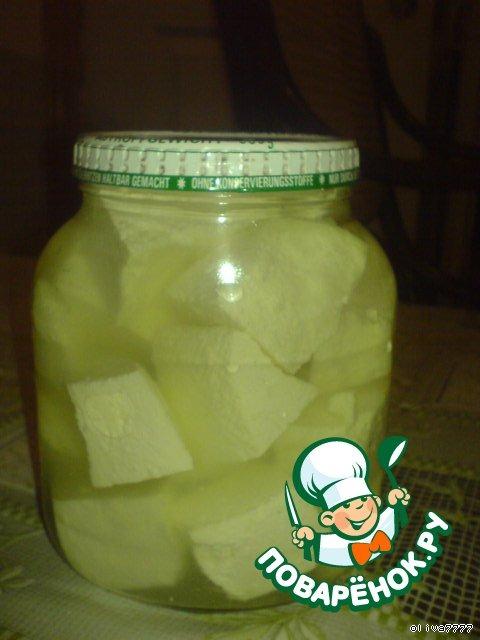 Рассол для сыра рецепт