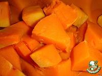 Тыквенный кекс ингредиенты