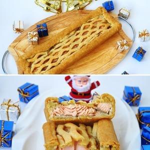 Рецепт Рождественский пирог для жены викария