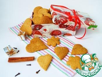 фото: Новогоднее печенье