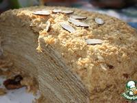 """Торт """"Пизанская башня"""" ингредиенты"""