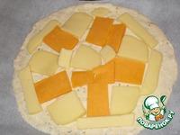 Сырная лепешка с сыром ингредиенты